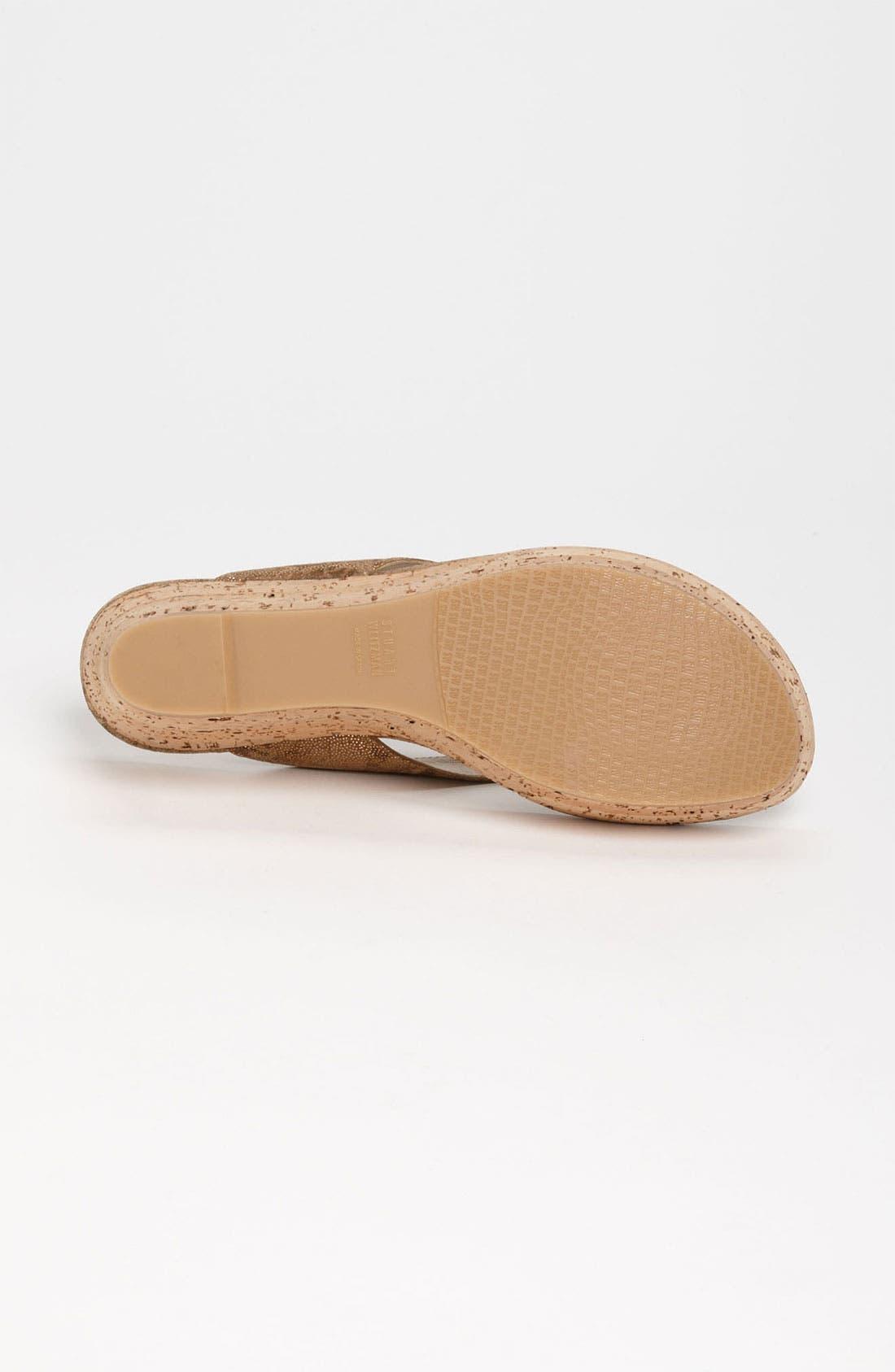 Alternate Image 7  - Stuart Weitzman 'Clasp' Sandal
