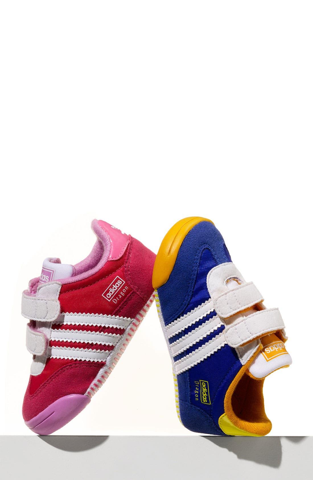 Alternate Image 5  - adidas 'Learn To Walk - Dragon' Crib Sneaker (Baby)