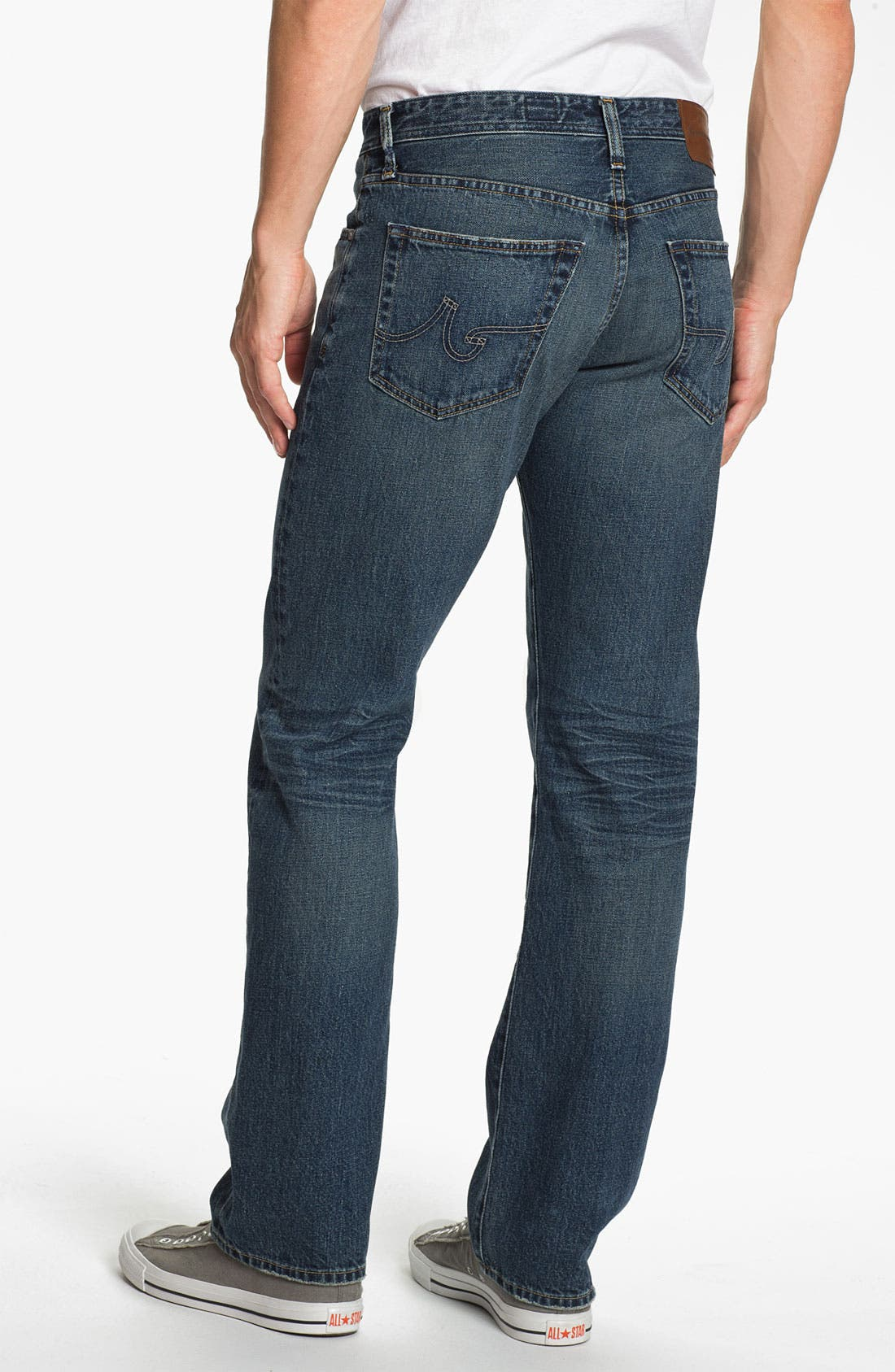 Alternate Image 2  - AG Jeans 'Protégé' Straight Leg Jeans (12-Years Original)