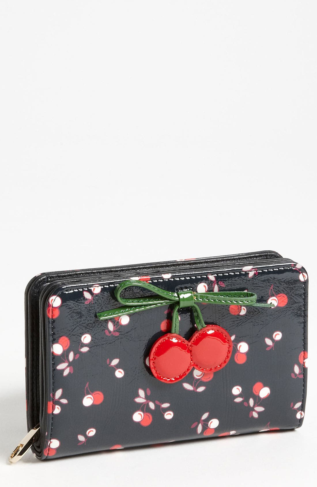 Alternate Image 1 Selected - RED Valentino 'Cherry - Small' Wallet