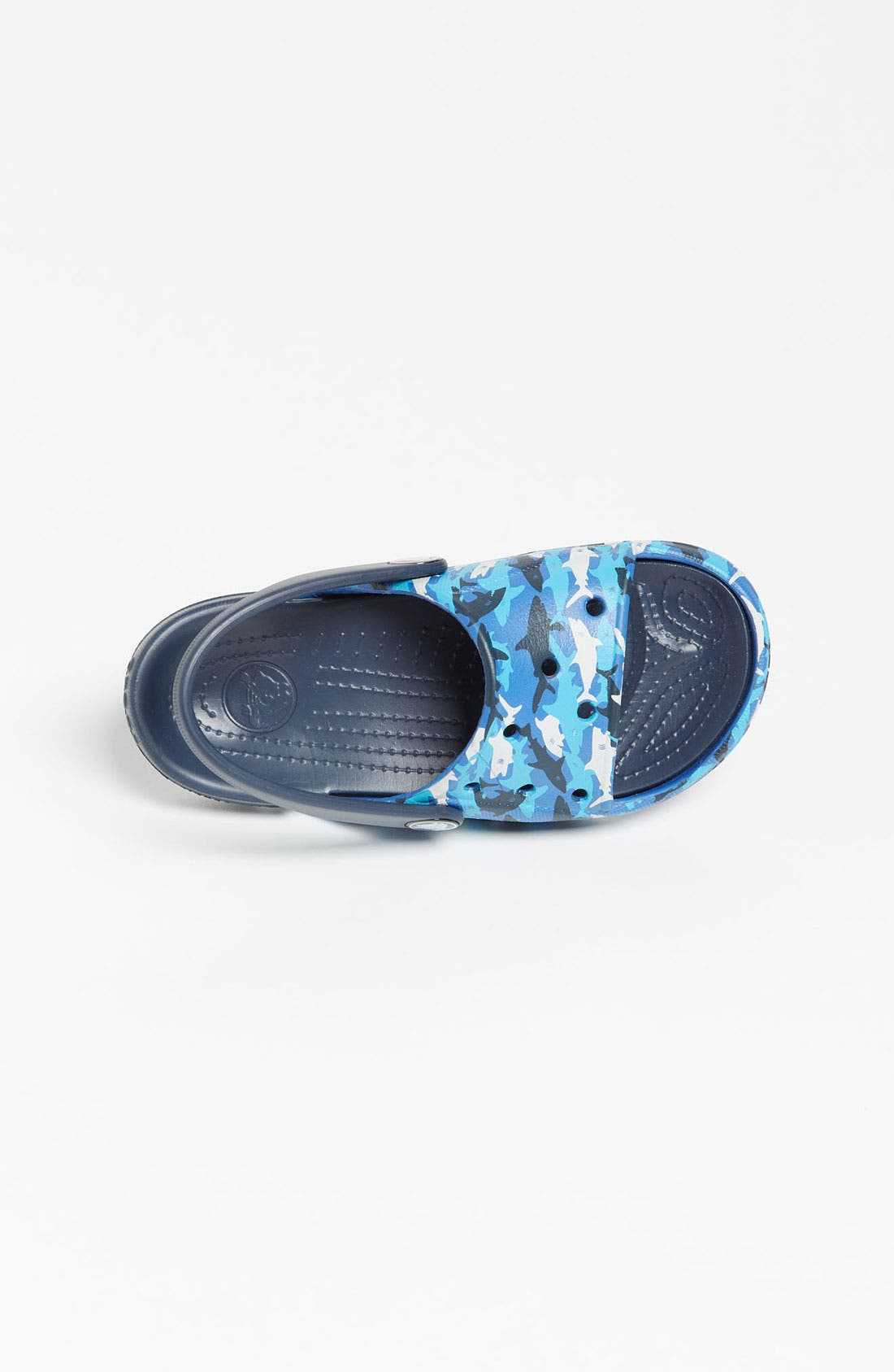 Alternate Image 3  - CROCS™ 'Electro' Sandal (Walker, Toddler & Little Kid)