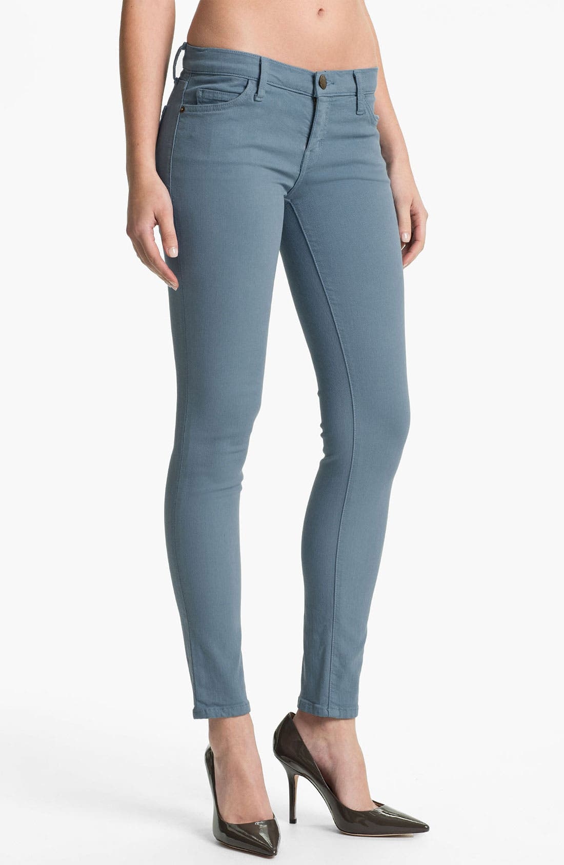 Alternate Image 1 Selected - Current/Elliott Skinny Ankle Jeans