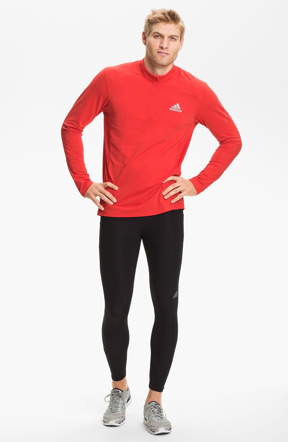 Alternate Image 5  - adidas 'Sequencials' Half-Zip Top