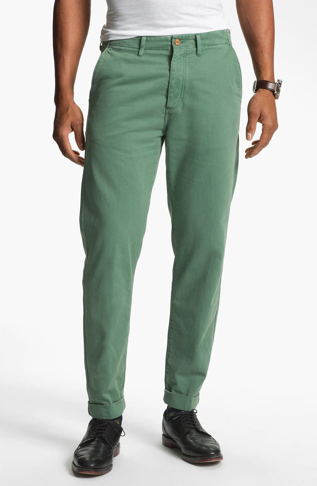 Alternate Image 1 Selected - Levi's® Made & Crafted™ 'Drill' Cotton Chinos