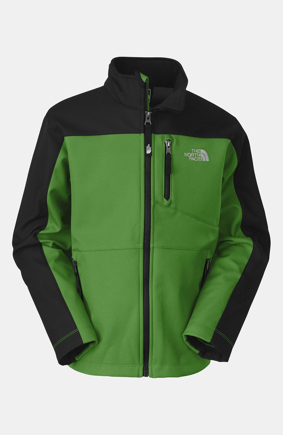 'Apex Bionic' Jacket,                         Main,                         color, Arden Green
