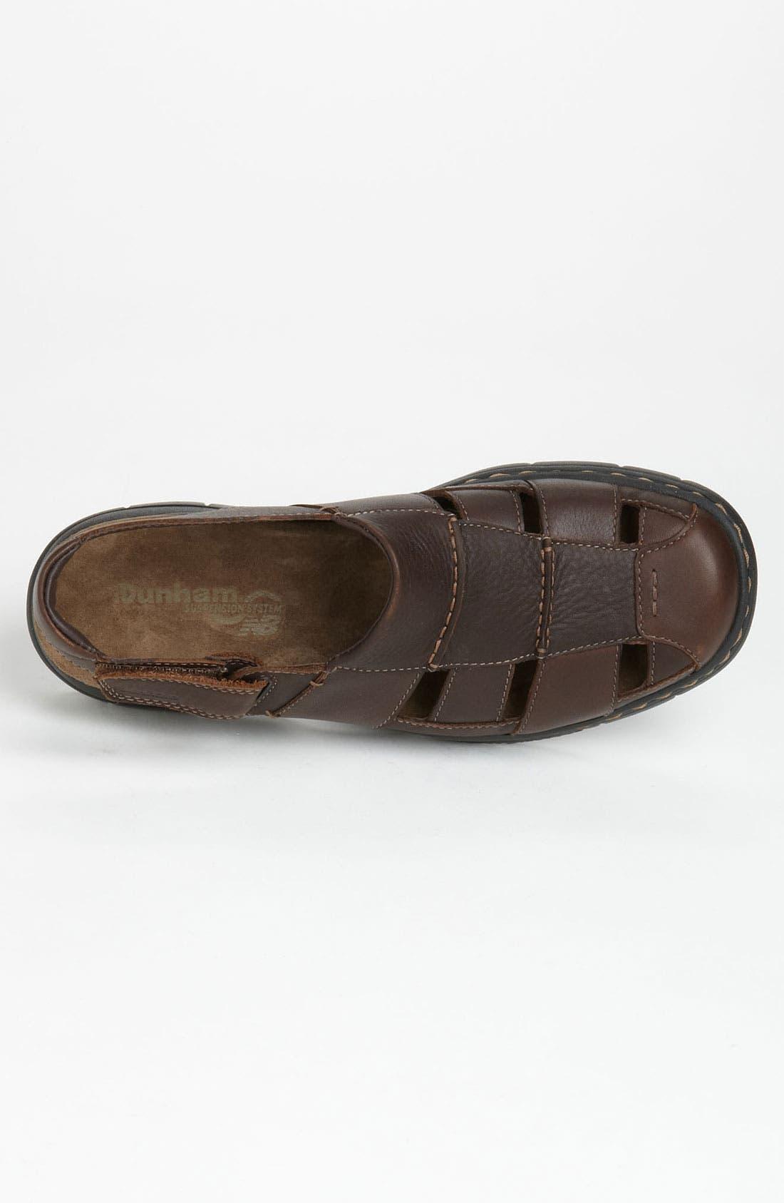Alternate Image 3  - Dunham 'Monterey' Sandal