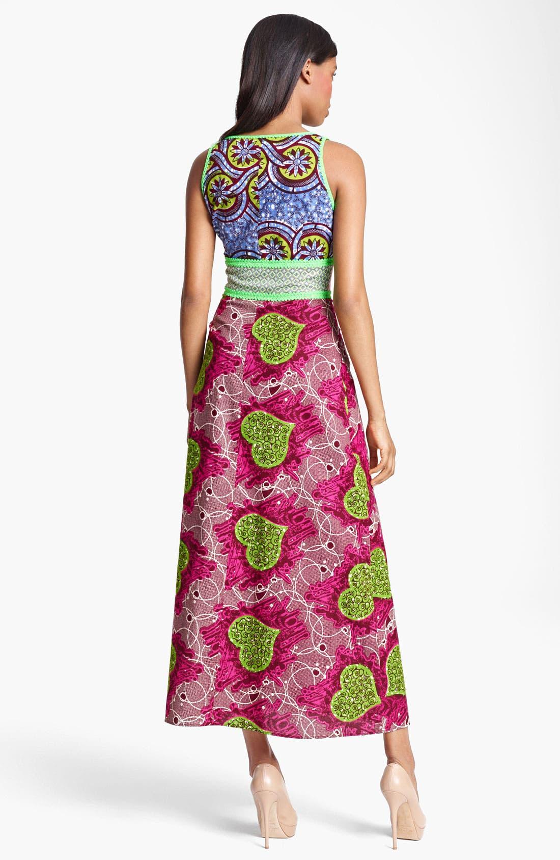 Alternate Image 2  - Moschino Cheap & Chic Floral Print Dress