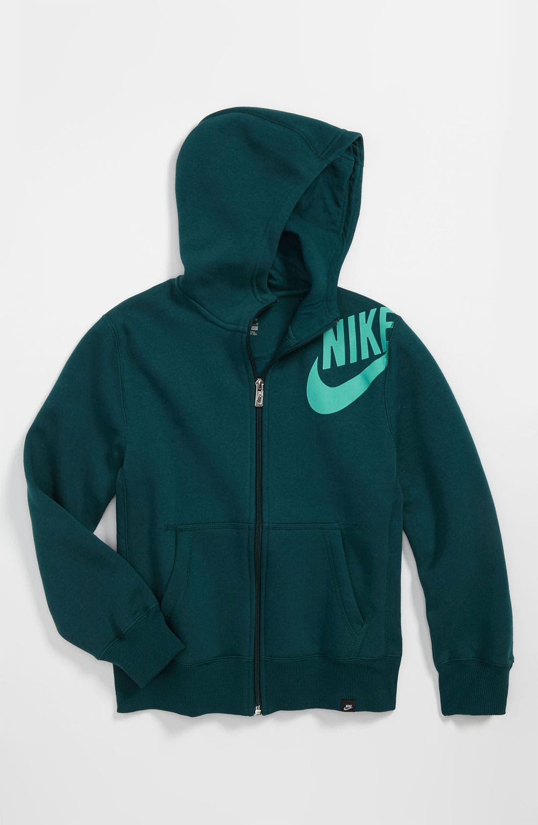 Main Image - Nike 'Limitless' Hoodie (Big Boys)