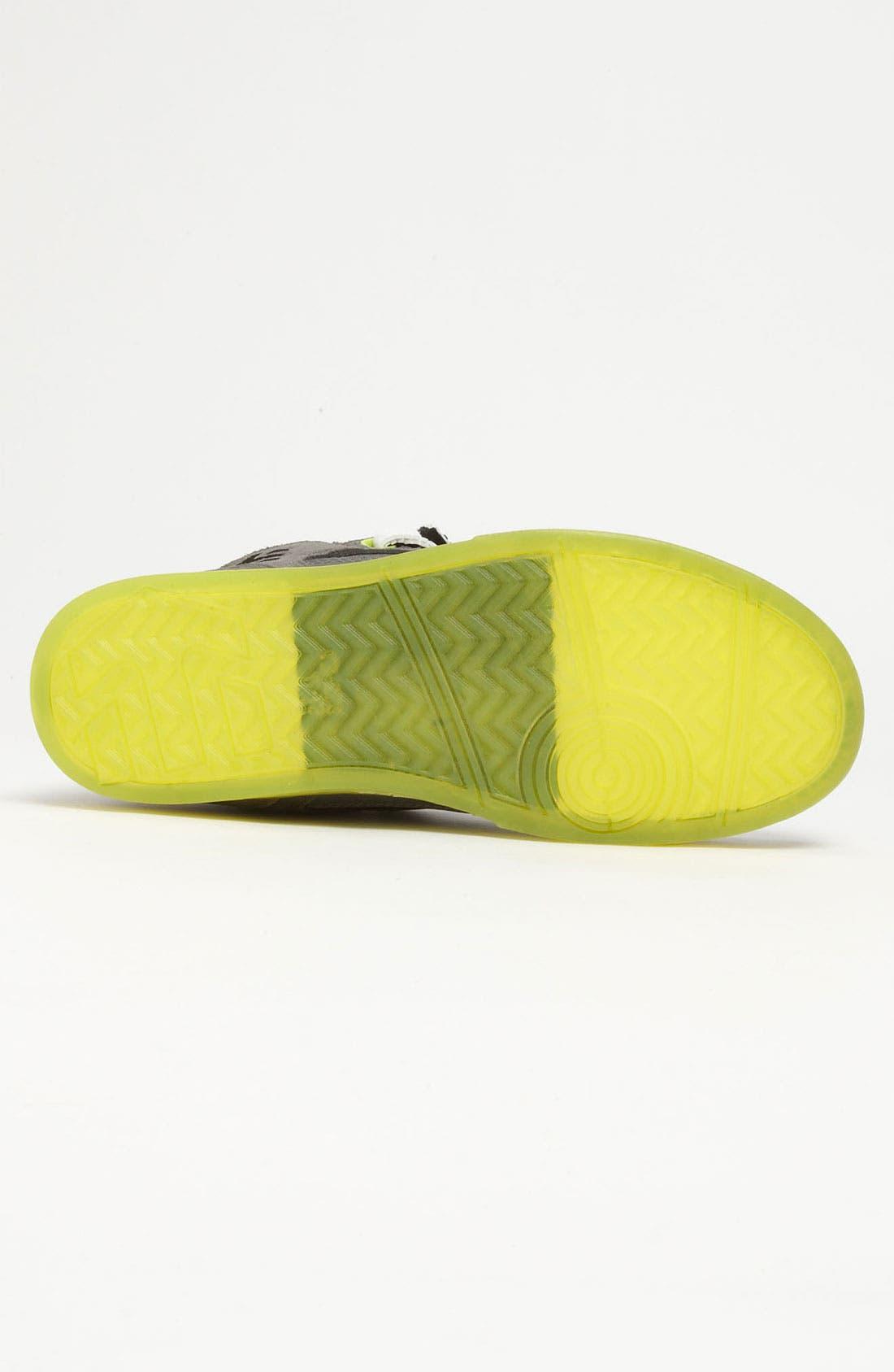 Alternate Image 4  - Etnies 'Number Mid' Skate Shoe (Men)