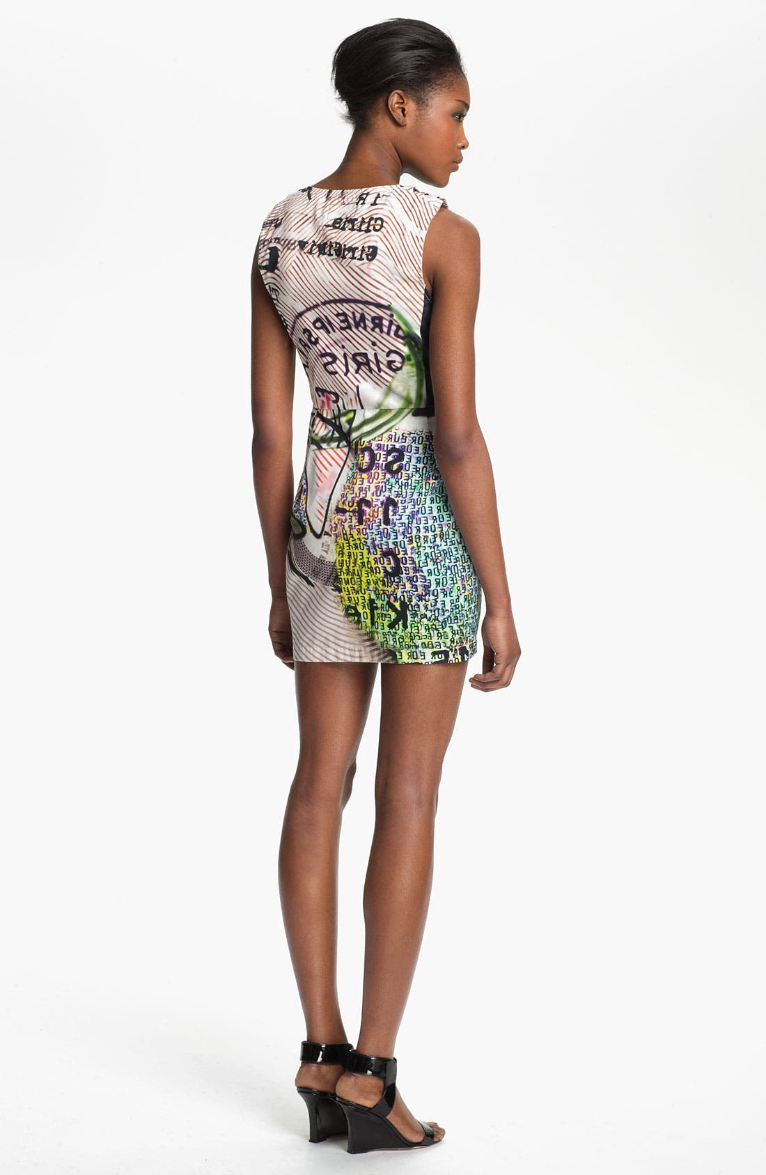 Alternate Image 2  - Mary Katrantzou Current/Elliott 'The Fortune Teller' Dress