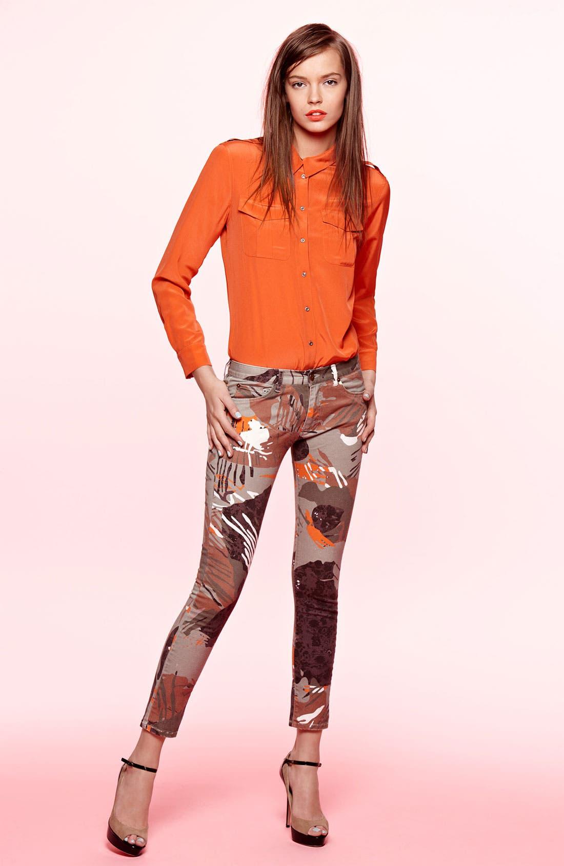 Alternate Image 1 Selected - Edun Shirt & Jeans