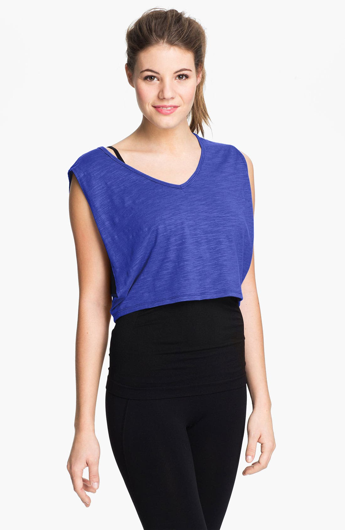 Alternate Image 1 Selected - Unit-Y 'More Than a Tee' Top