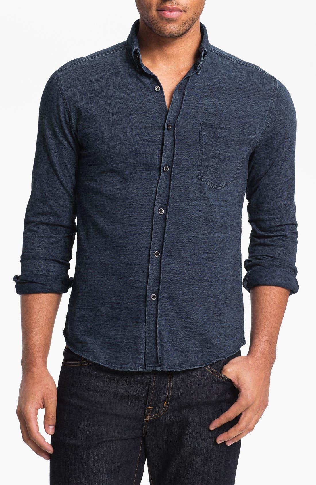 Alternate Image 1 Selected - W.R.K 'Tailor' Trim Fit Sport Shirt