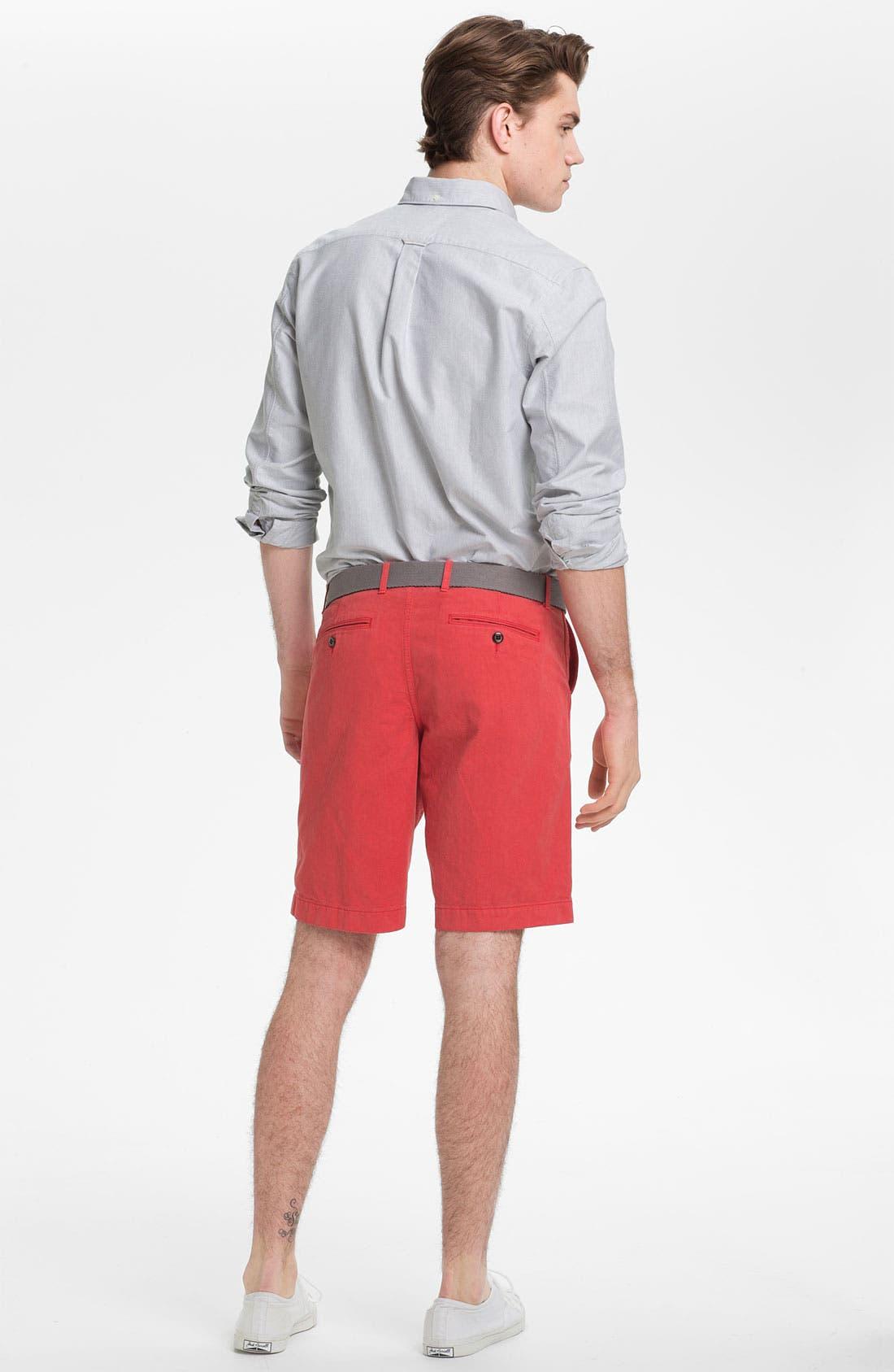 Alternate Image 3  - Todd Snyder 'Officer' Chino Shorts