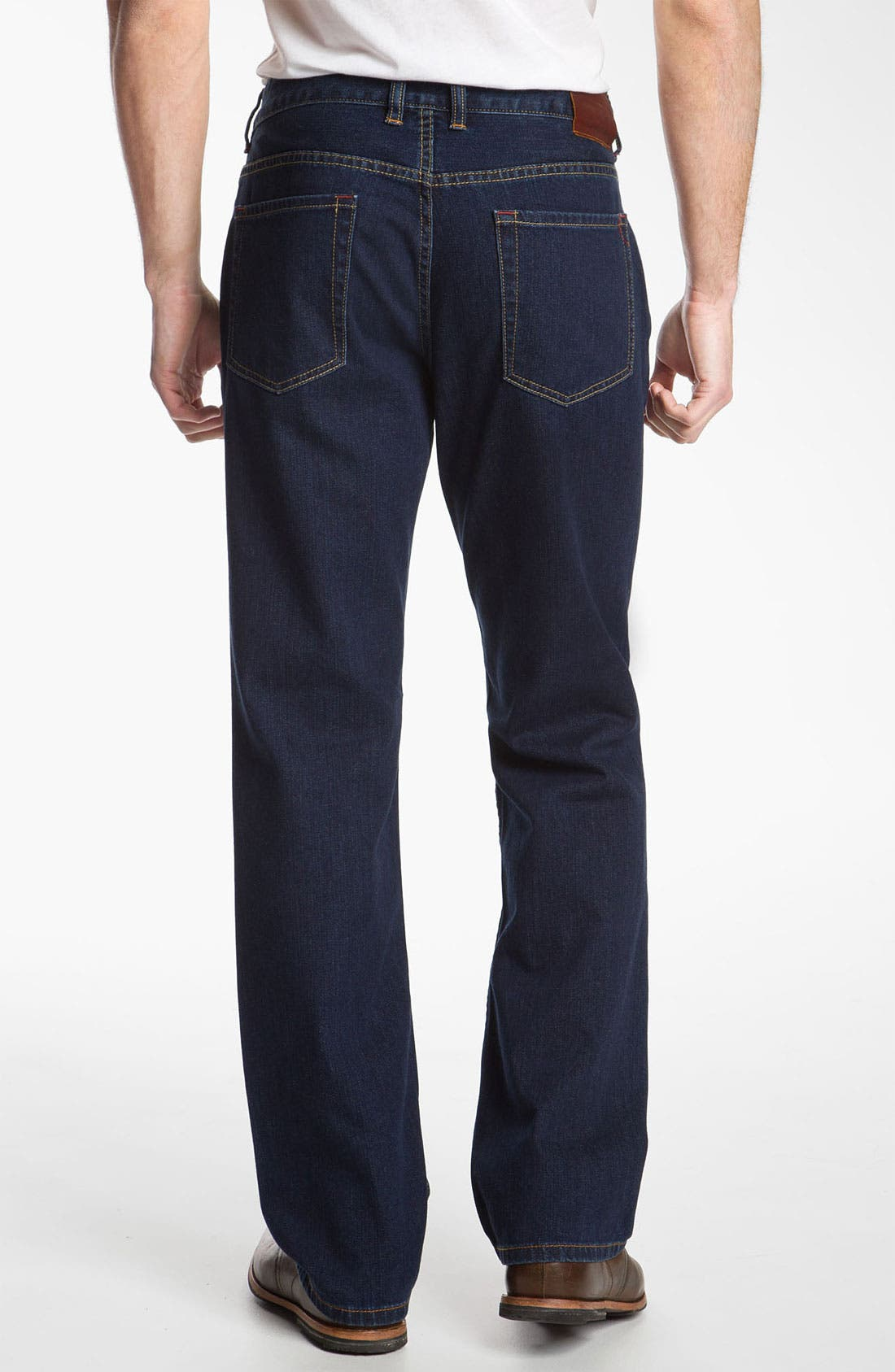Alternate Image 2  - Tommy Bahama Denim 'Original Cooper' Jeans (New Rinse)