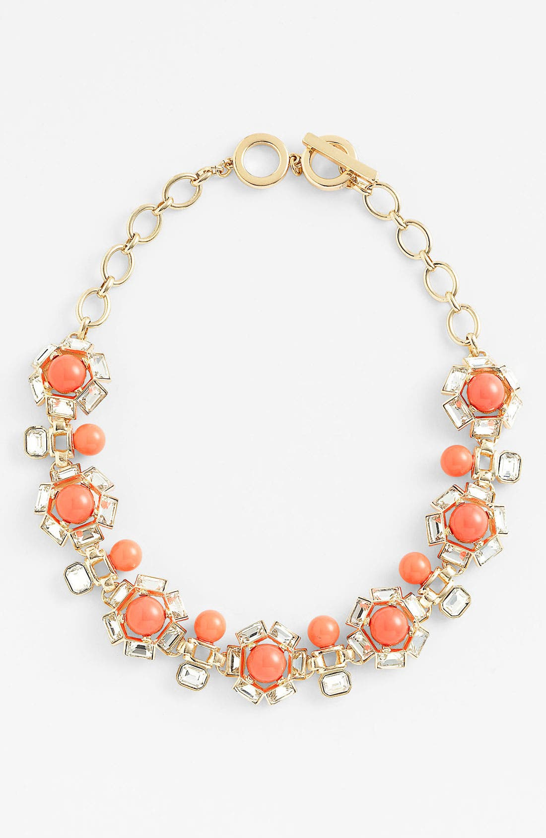 Alternate Image 1 Selected - Anne Klein 'Sorbet' Collar Necklace