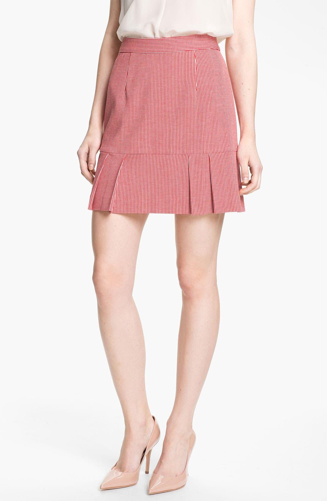 Alternate Image 1 Selected - Nanette Lepore 'Lasso' Skirt