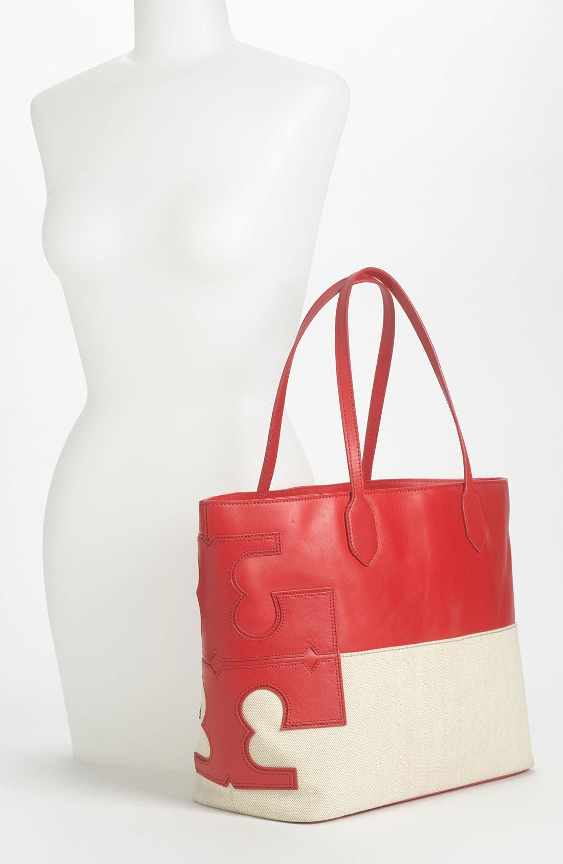 Alternate Image 2  - Tory Burch 'Stacked T' Tote