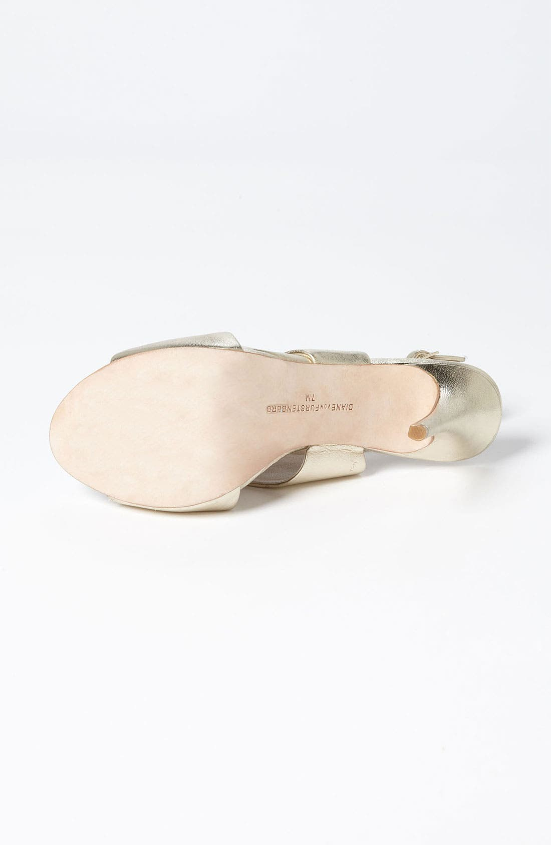 Alternate Image 4  - Diane von Furstenberg 'Vada' Sandal (Online Only)