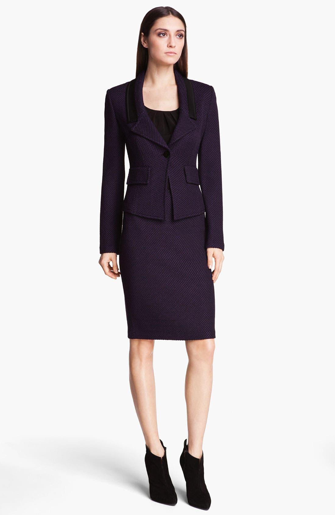 Alternate Image 2  - St. John Collection 'Waldorf' Tweed Jacket