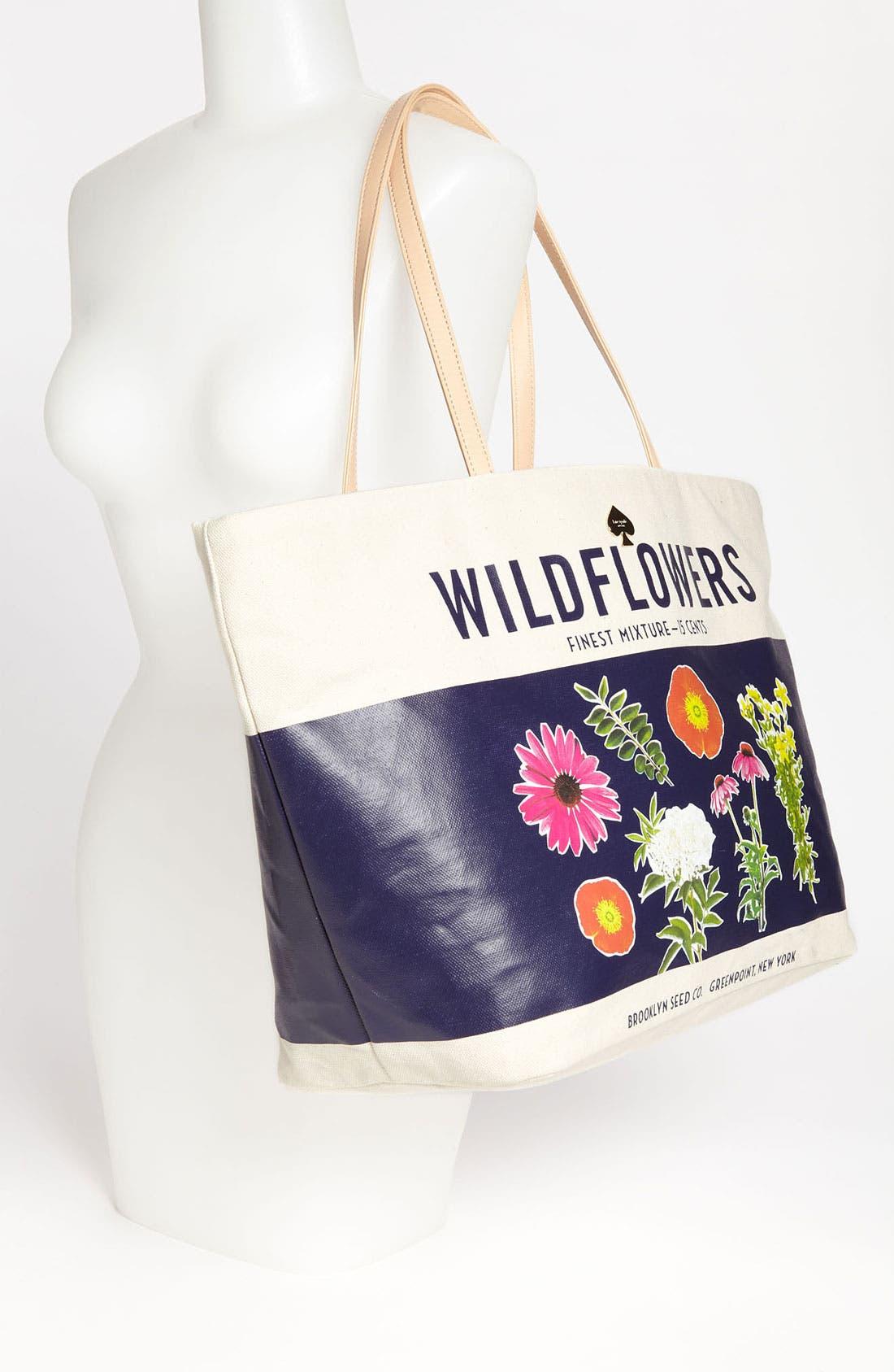 Alternate Image 2  - kate spade new york 'wildflowers - harmony' tote