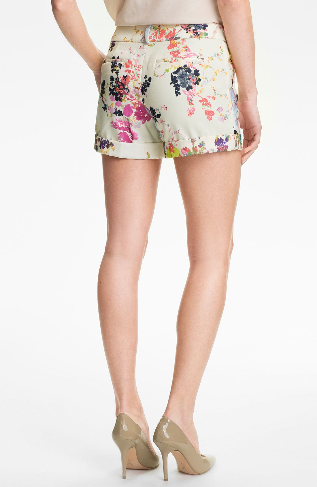 Alternate Image 2  - Ted Baker London 'Summer Bloom' Shorts