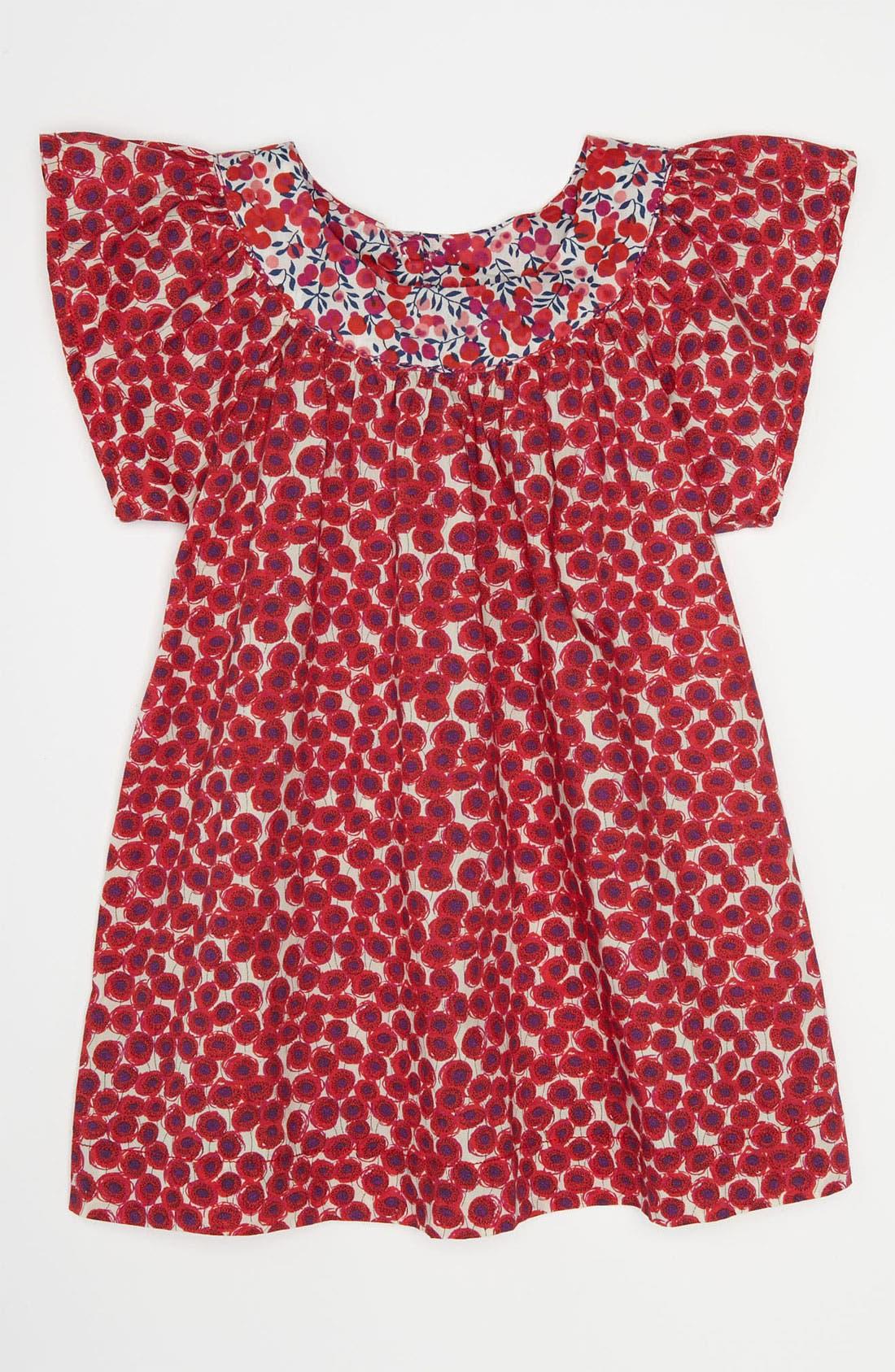 Alternate Image 1 Selected - Peek 'Angelica' Dress (Baby)