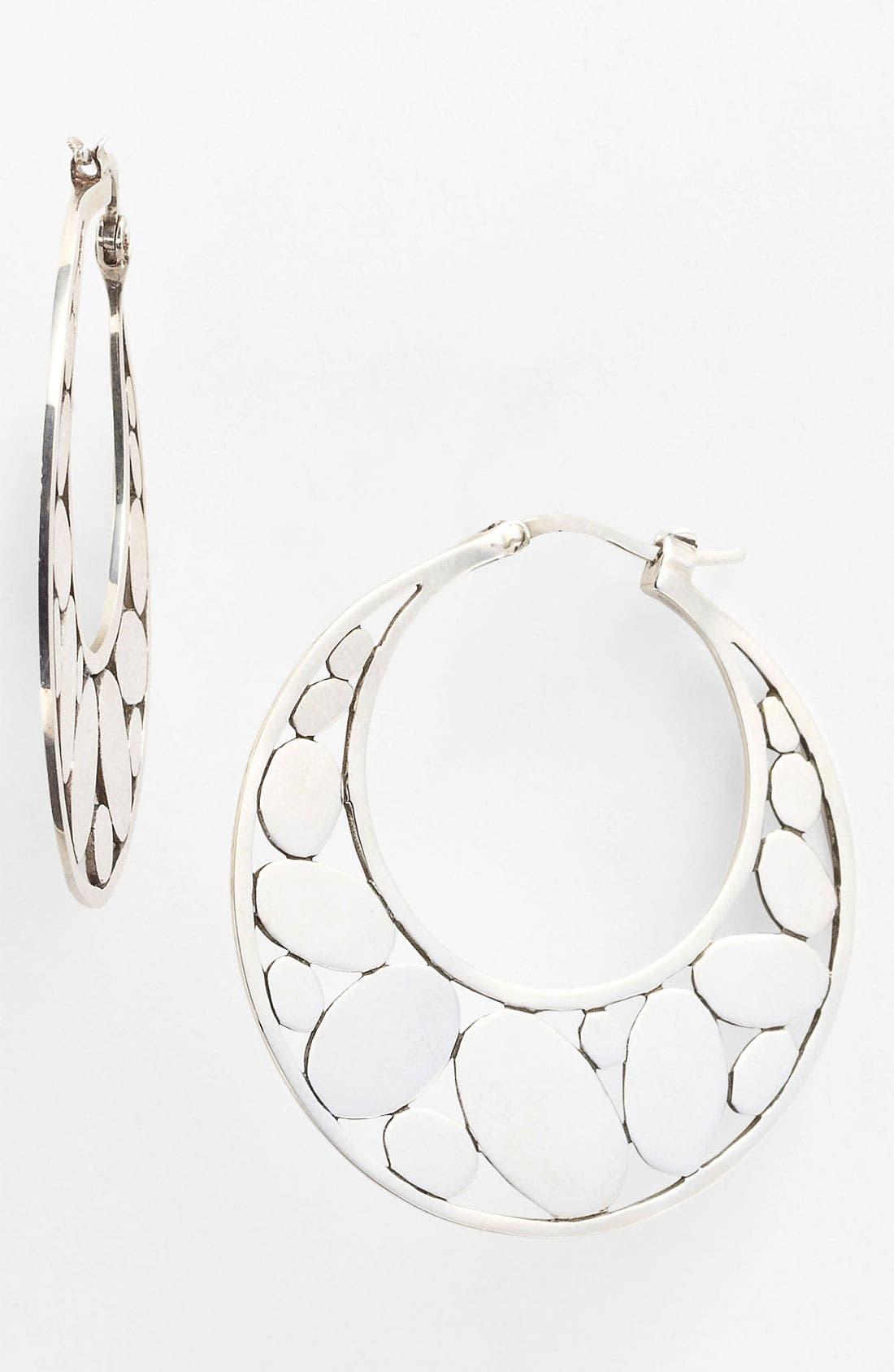 Alternate Image 1 Selected - John Hardy 'Kali' Small Hoop Earrings