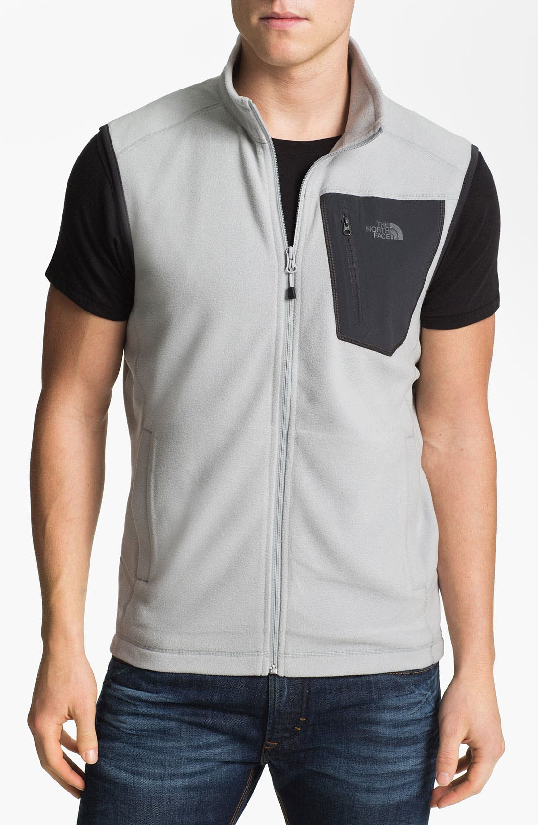 Alternate Image 1 Selected - The North Face 'TKA 100 Trinity Alps' Fleece Vest