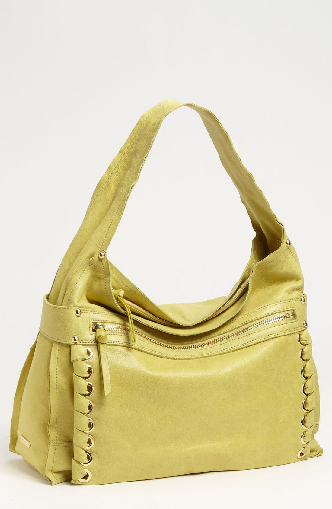 Alternate Image 1 Selected - Vince Camuto 'Mica' Leather Hobo