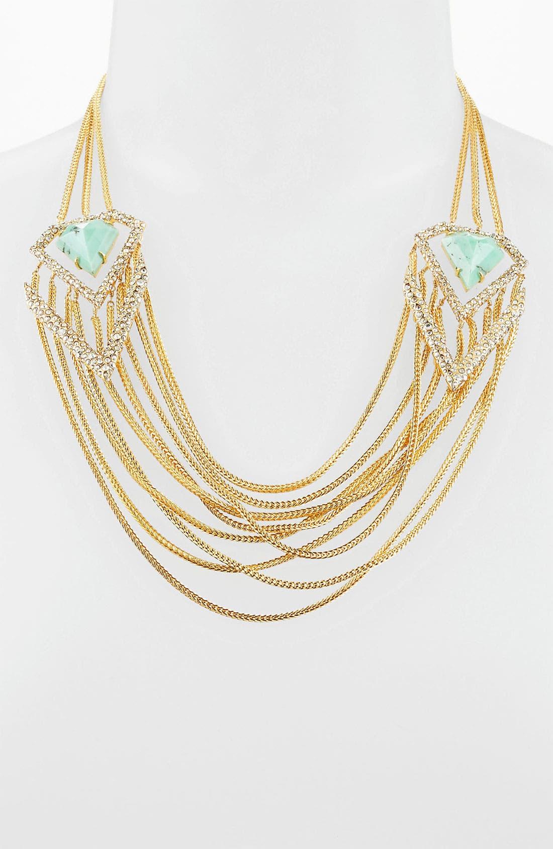 Alternate Image 1 Selected - Alexis Bittar 'Miss Havisham - New Wave' Multistrand Necklace