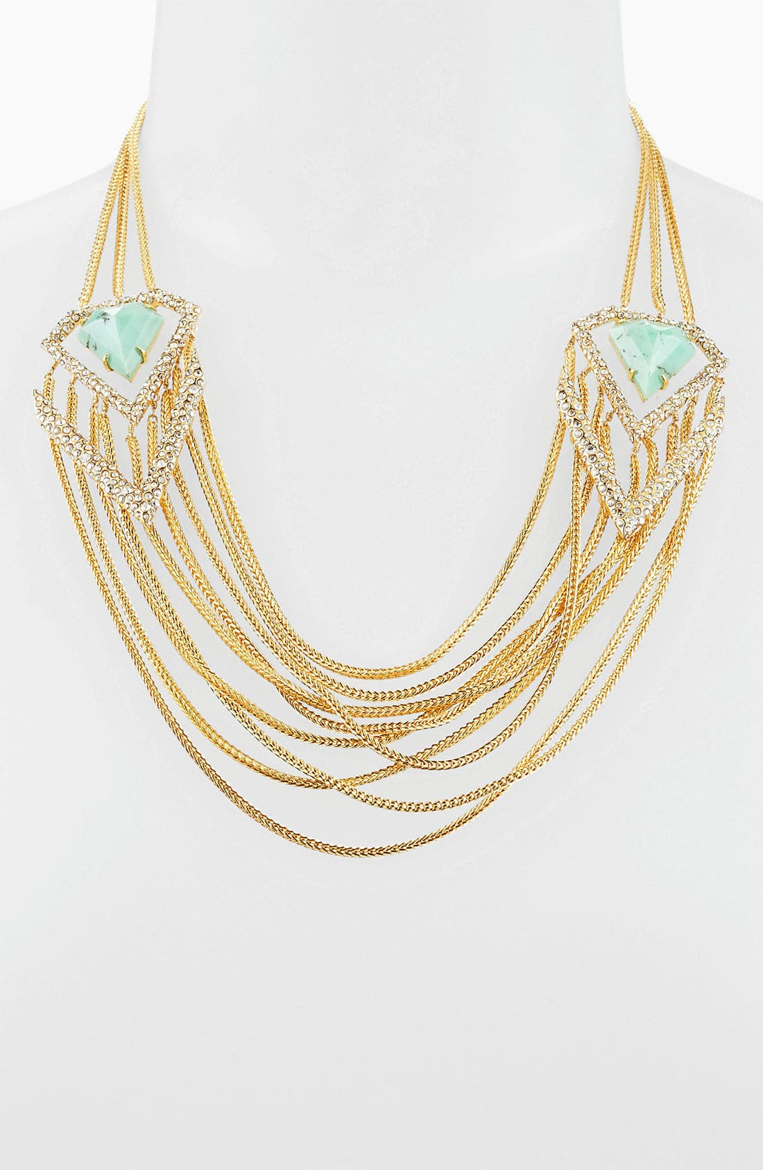 Main Image - Alexis Bittar 'Miss Havisham - New Wave' Multistrand Necklace