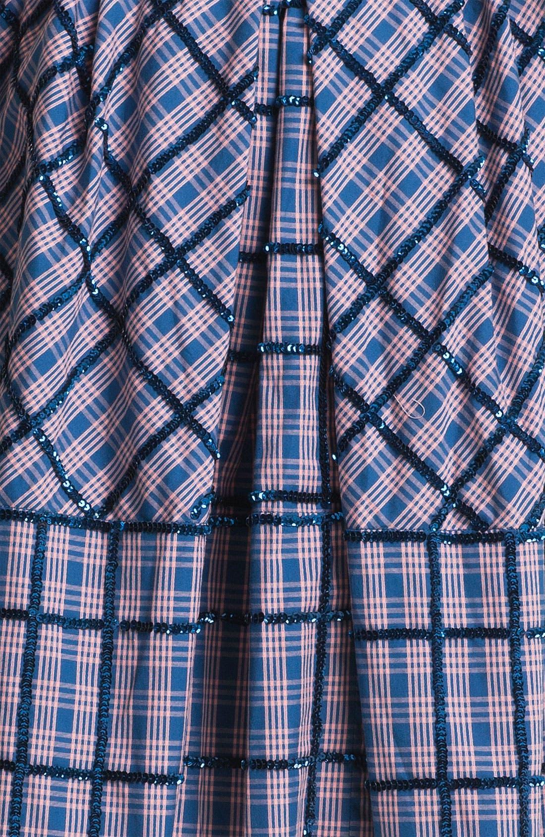 Alternate Image 3  - MARC BY MARC JACOBS 'Belle Star' Sequin Plaid Skirt