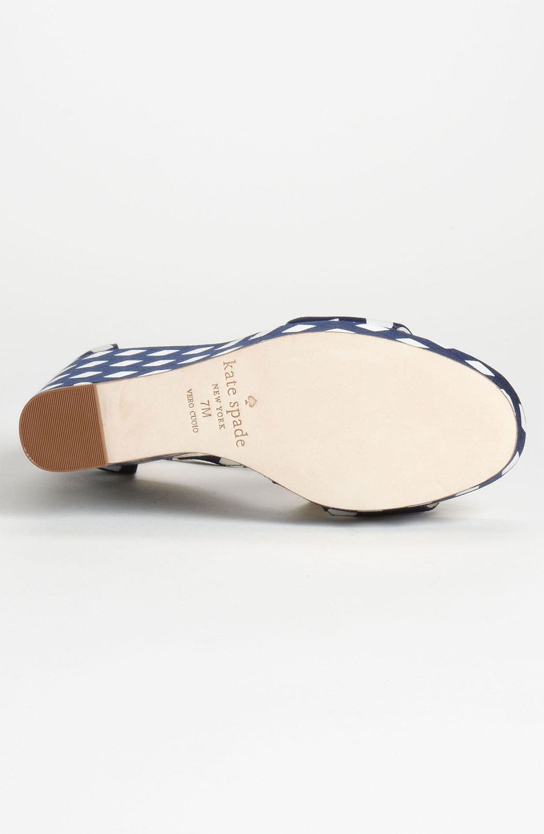 Alternate Image 4  - kate spade new york 'dabney' wedge sandal