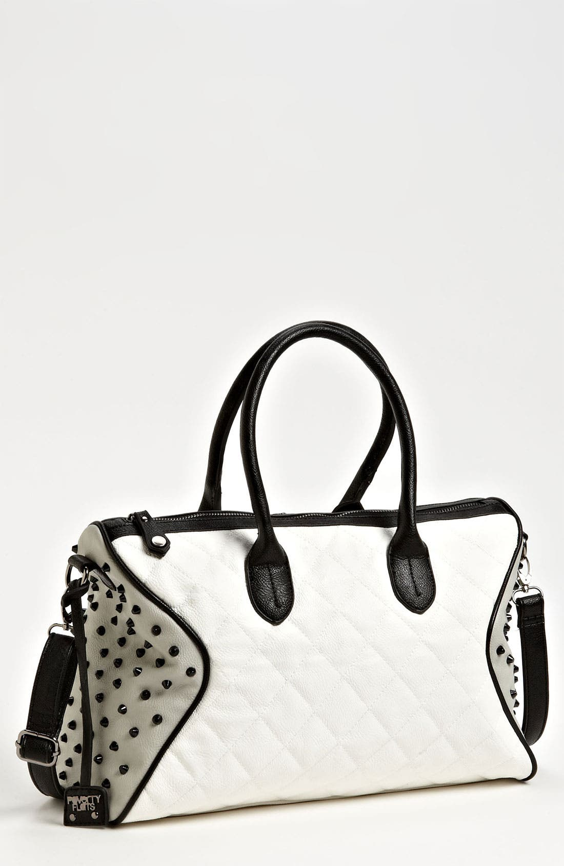 Alternate Image 1 Selected - POVERTY FLATS by rian Studded Satchel