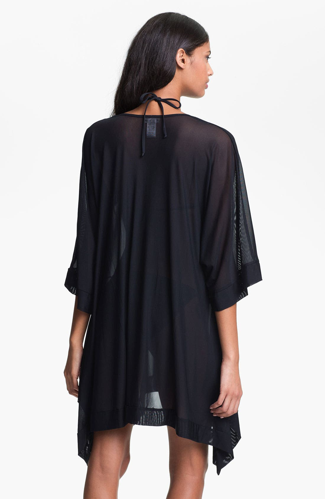 Alternate Image 2  - Tommy Bahama High/Low Cover-Up Tunic