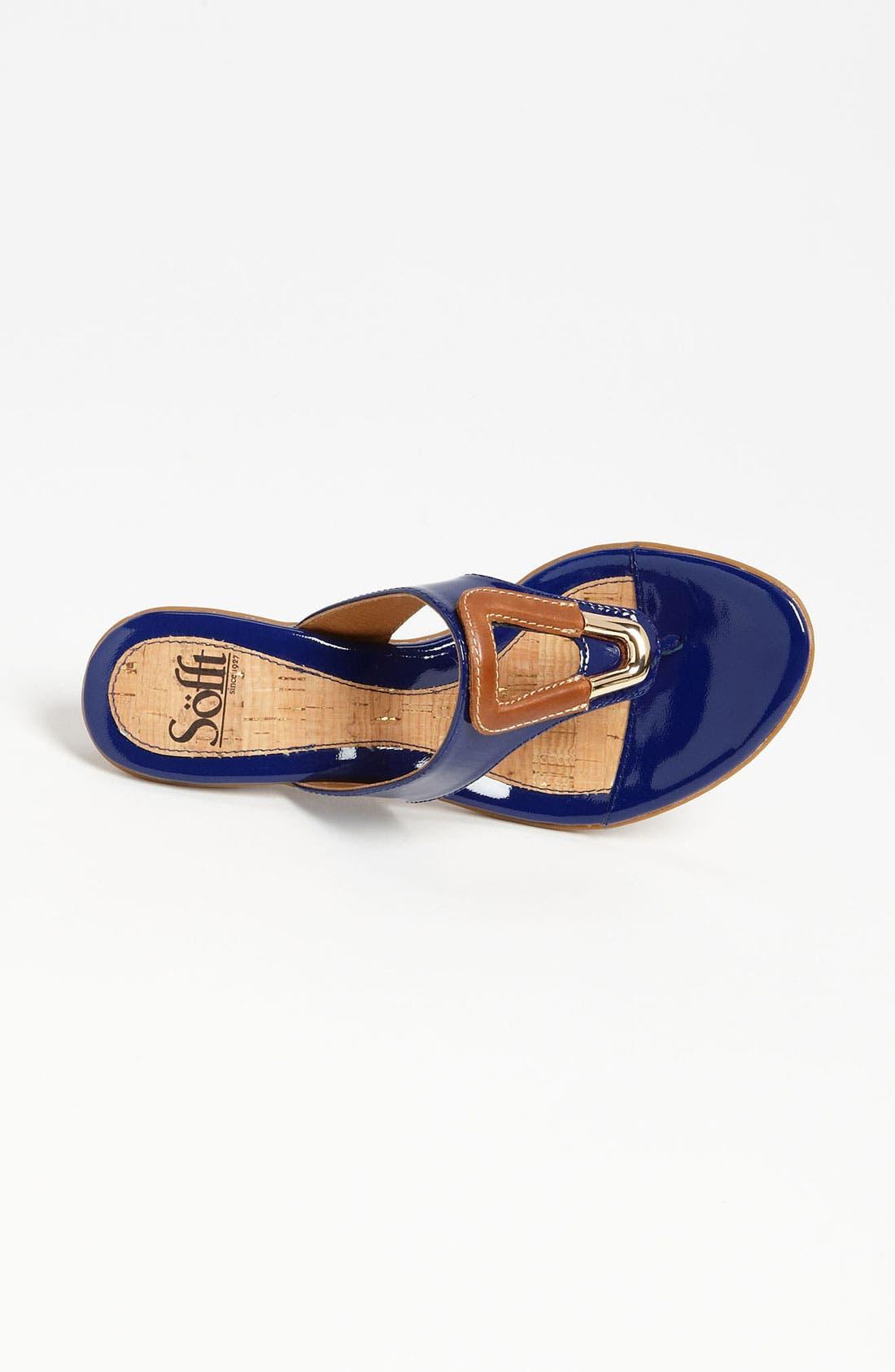 Alternate Image 3  - Söfft 'Raphaella' Sandal