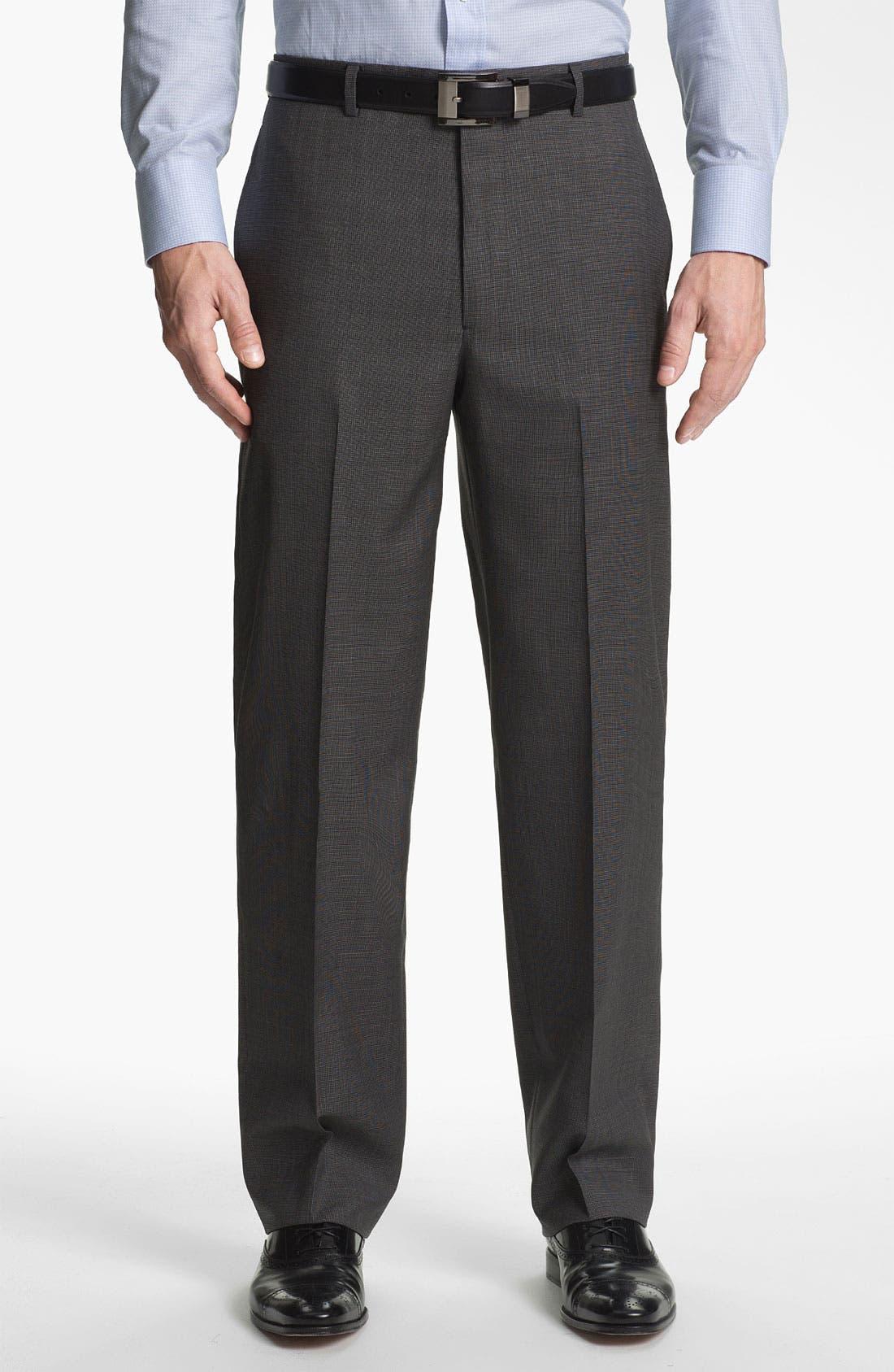 Alternate Image 4  - Joseph Abboud Wool Suit