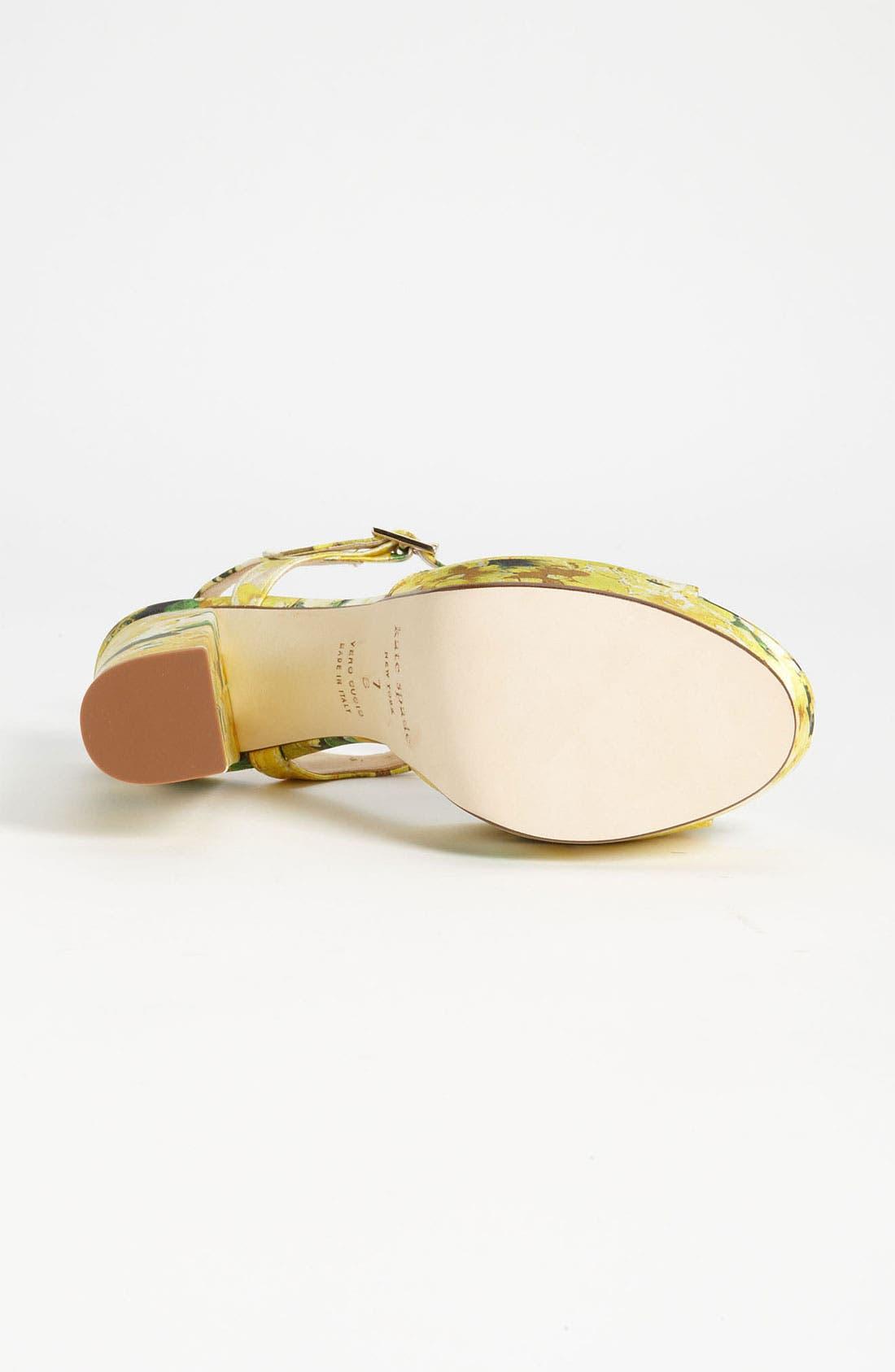 Alternate Image 4  - kate spade new york 'ila' sandal