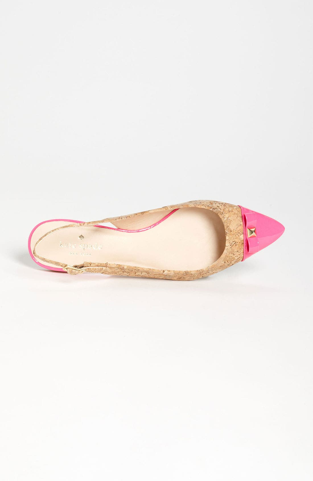 Alternate Image 3  - kate spade new york 'ginny' flat