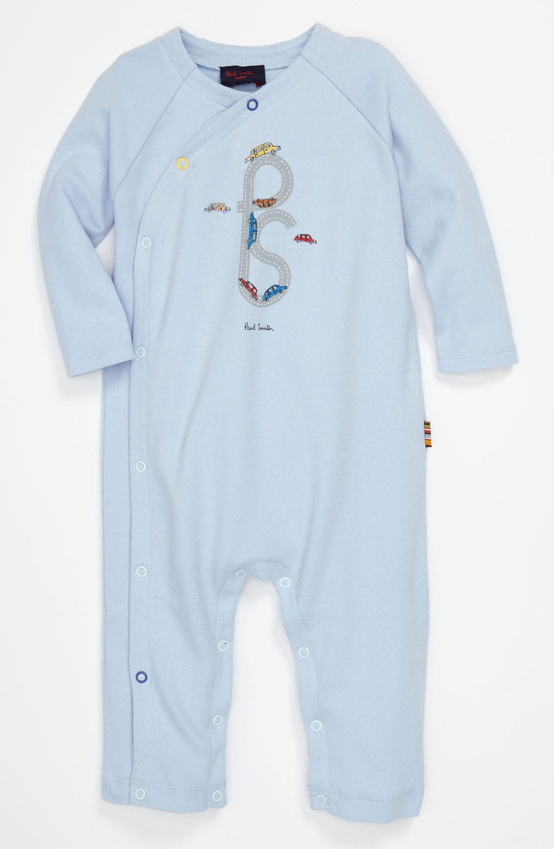 Alternate Image 1 Selected - Paul Smith Junior Coveralls (Baby)