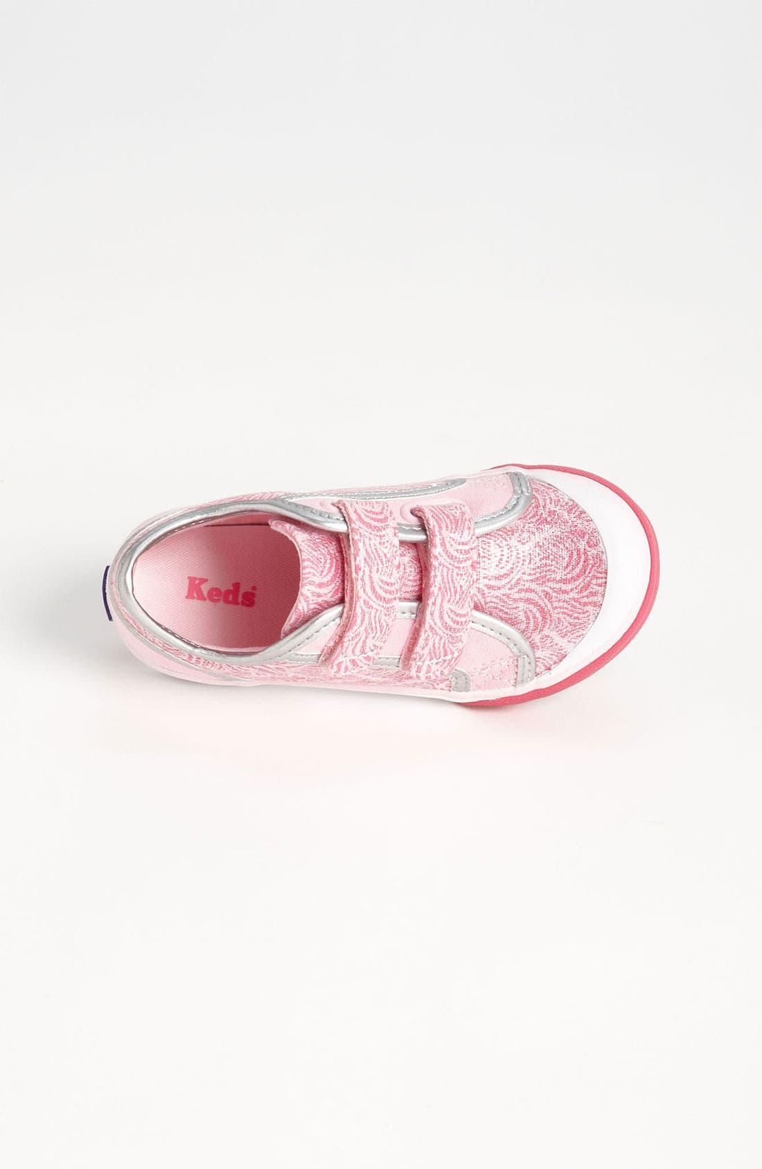 Alternate Image 3  - Keds® 'Glamerly' Sneaker (Walker & Toddler)