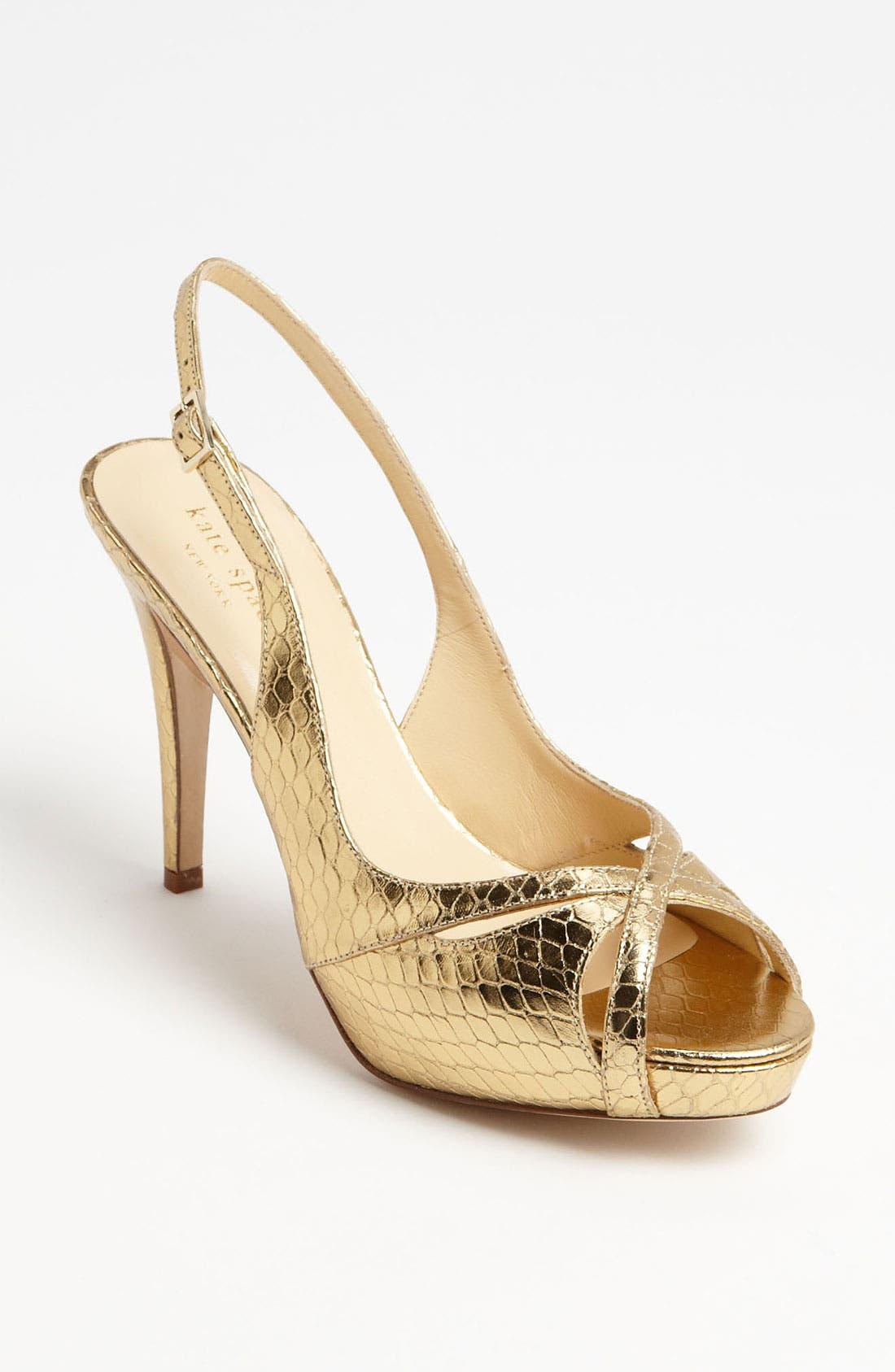 Main Image - kate spade new york 'genna' sandal