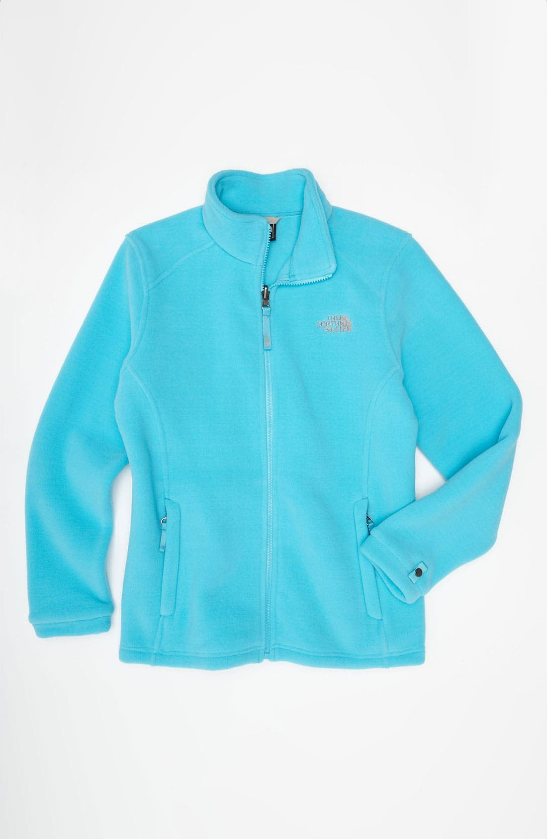 Main Image - The North Face 'Lil' RDT' Fleece Jacket (Little Girls & Big Girls)