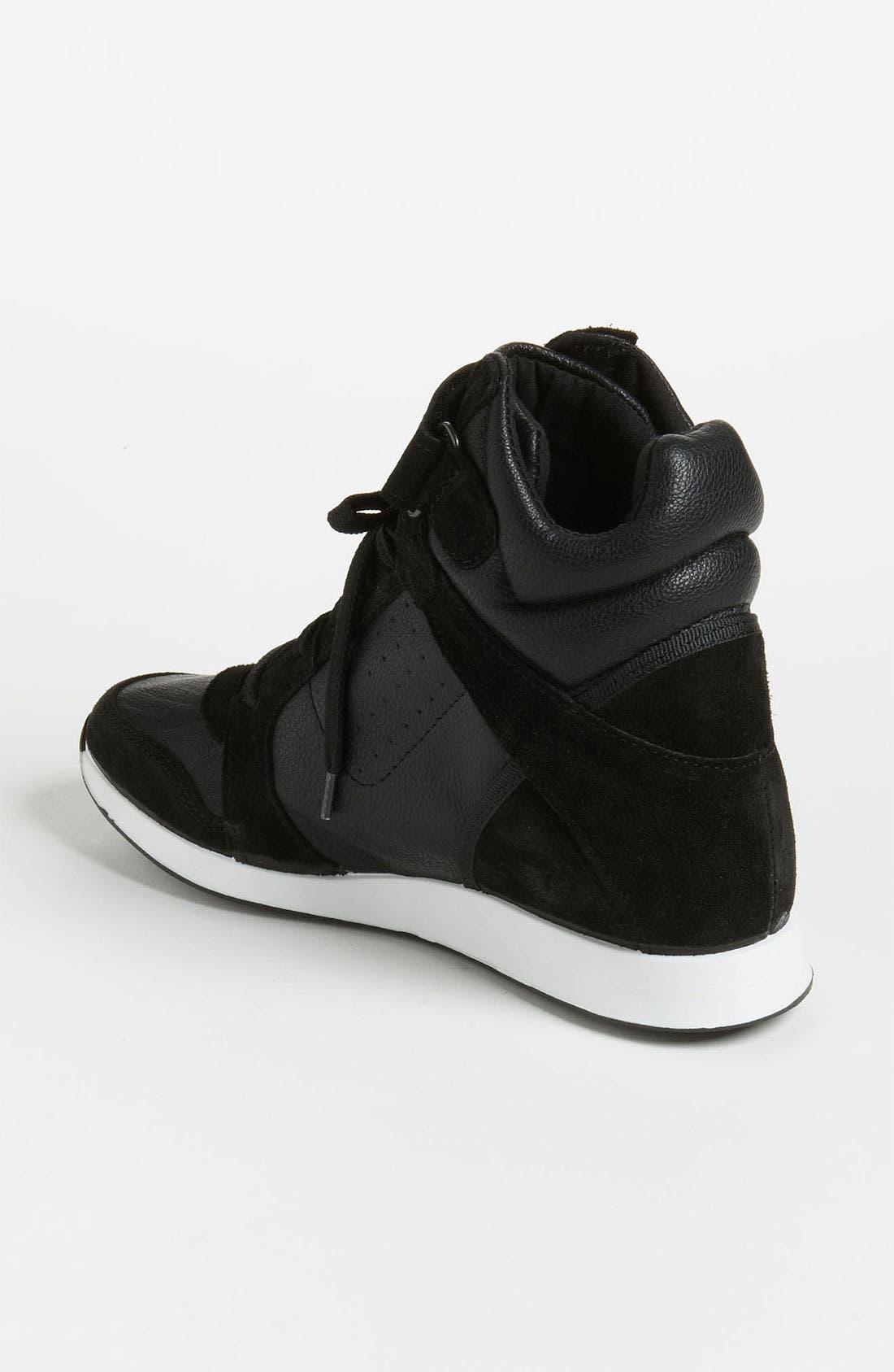 Alternate Image 2  - Topshop 'Android' Wedge Sneaker
