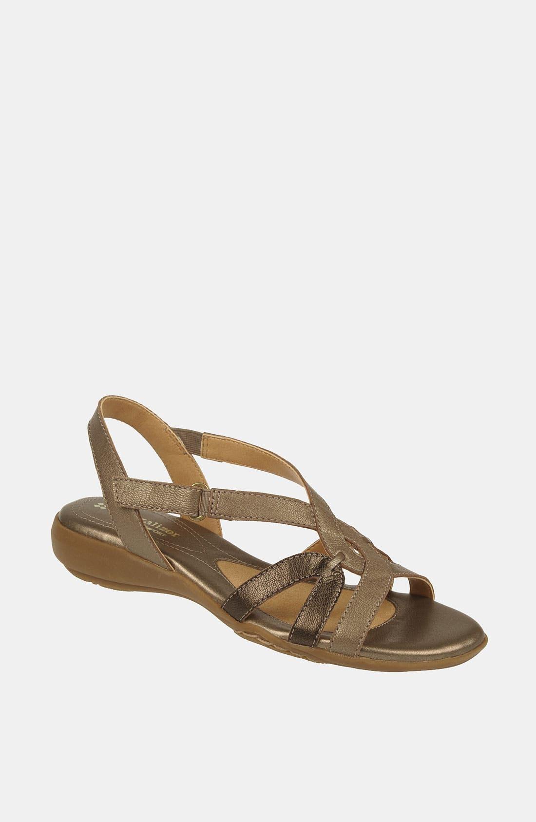 Alternate Image 1 Selected - Naturalizer 'Cooper' Sandal