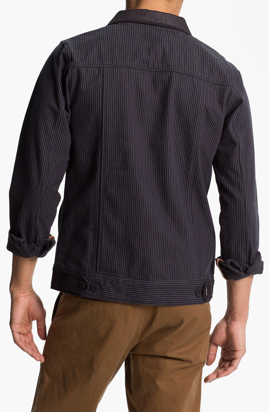 Alternate Image 2  - Kane & Unke Stripe Jacket