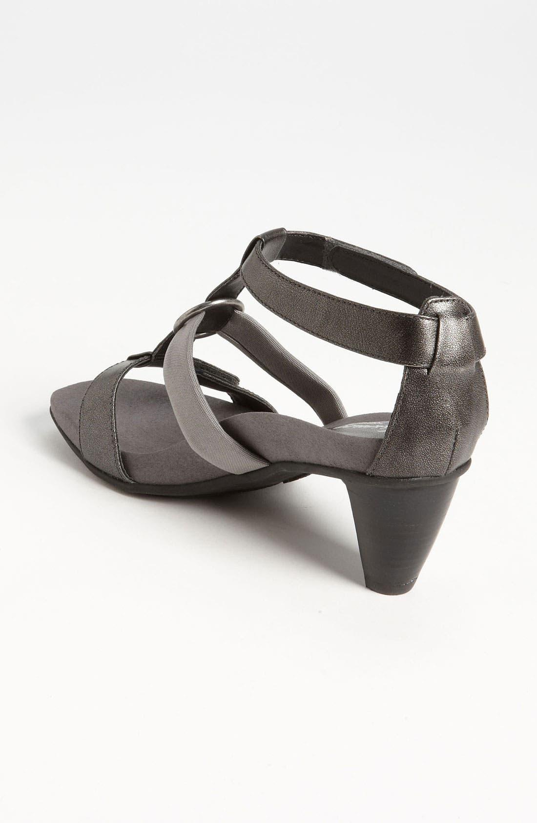 Alternate Image 2  - Aetrex 'Sofia' Sandal