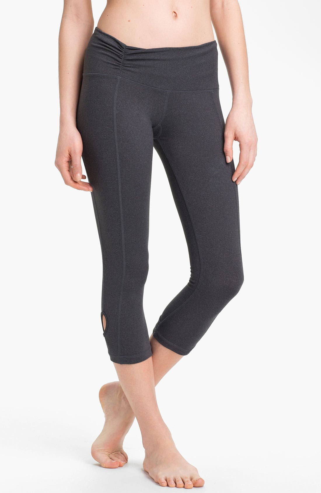 Alternate Image 2  - Karma 'Clelia' Crop Capri Pants