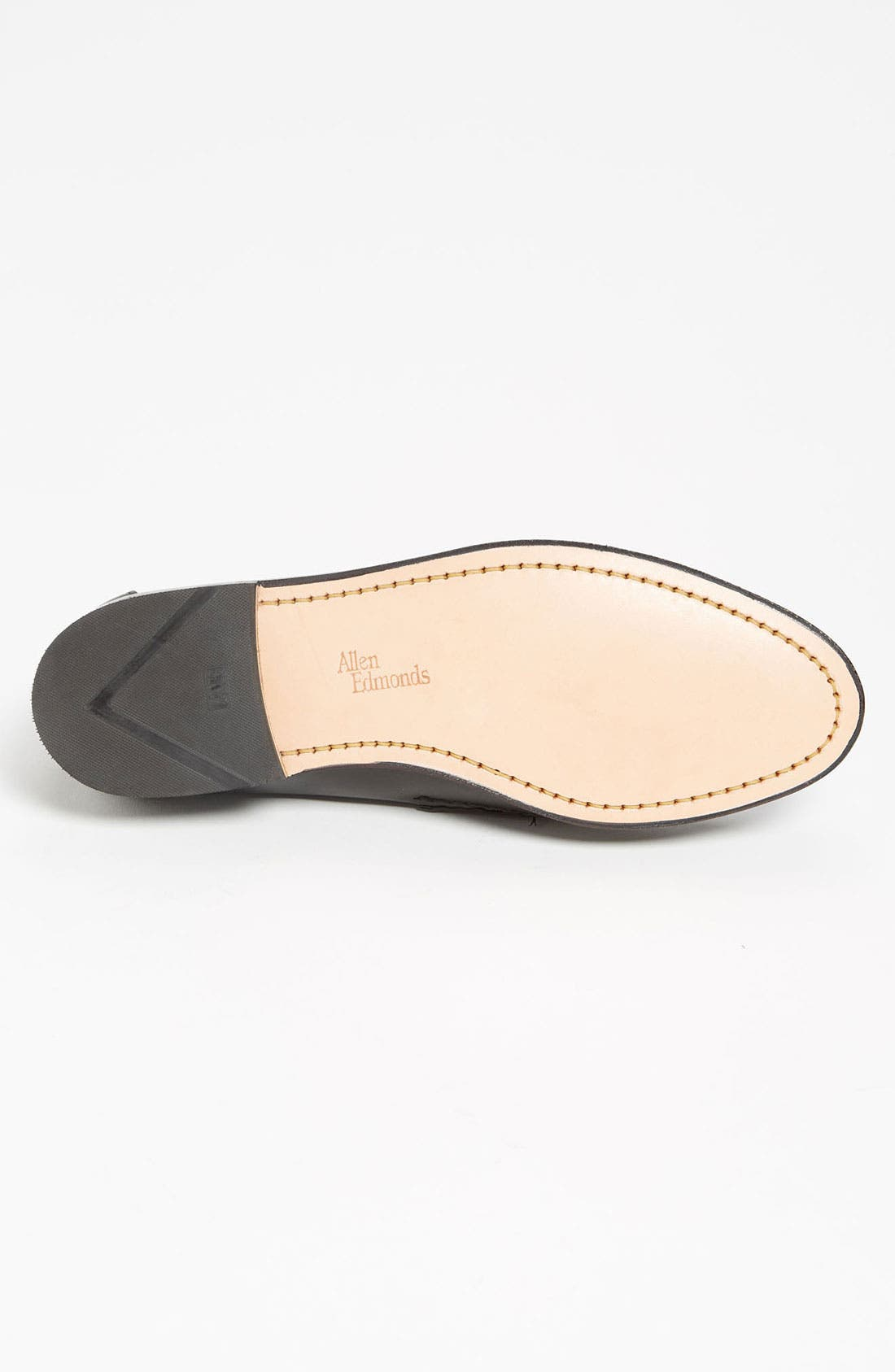 'Maxfield' Loafer,                             Alternate thumbnail 4, color,                             Black